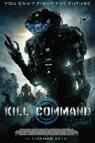 Caratula, cartel, poster o portada de Comando Kill