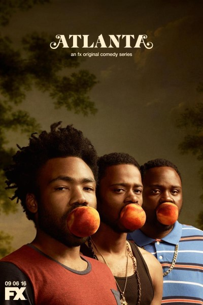 Caratula, cartel, poster o portada de Atlanta