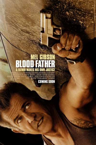 Caratula, cartel, poster o portada de Blood Father