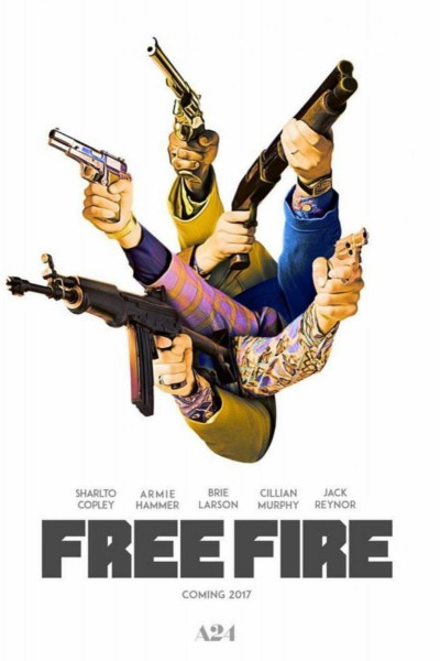 Caratula, cartel, poster o portada de Free Fire