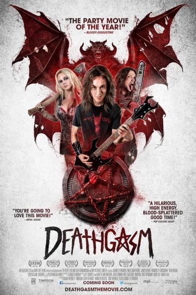 Caratula, cartel, poster o portada de Deathgasm