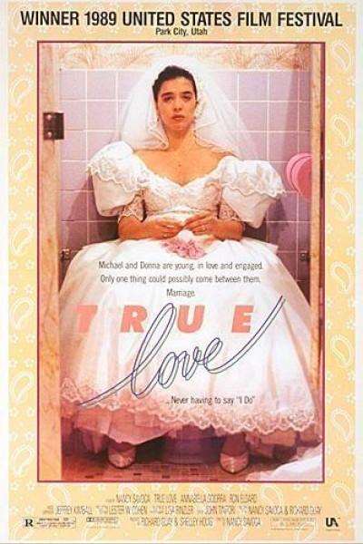Caratula, cartel, poster o portada de True Love