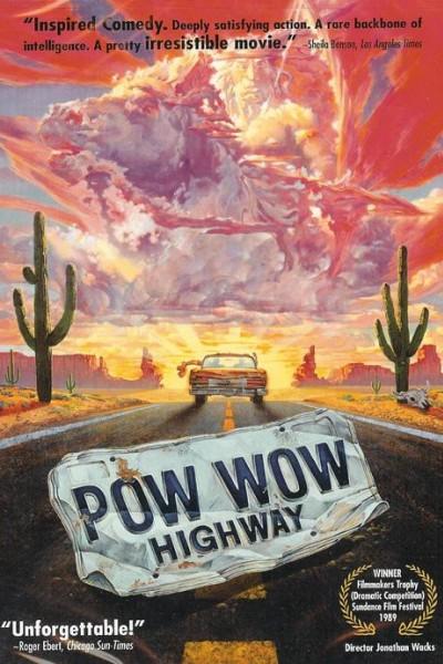 Caratula, cartel, poster o portada de Powwow Highway