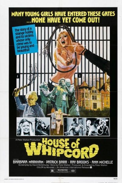 Caratula, cartel, poster o portada de House of Whipcord