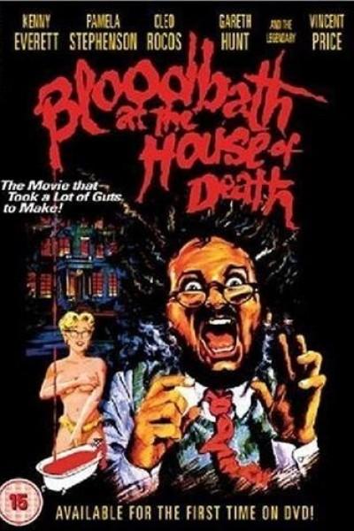 Caratula, cartel, poster o portada de Baño de sangre en la casa de la muerte