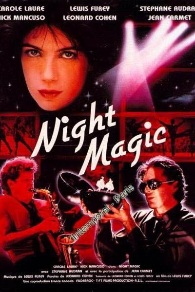Caratula, cartel, poster o portada de Night Magic