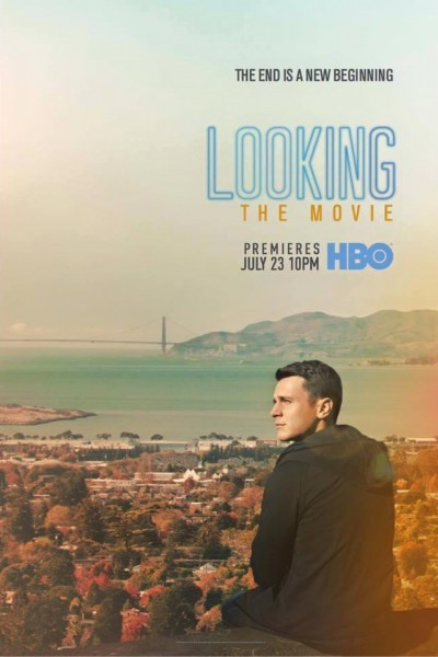 Caratula, cartel, poster o portada de Looking: The Movie