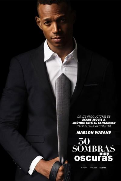 Caratula, cartel, poster o portada de Fifty Shades of Black