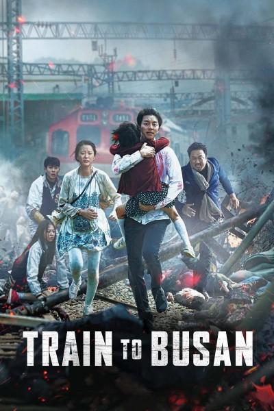 Caratula, cartel, poster o portada de Tren a Busan