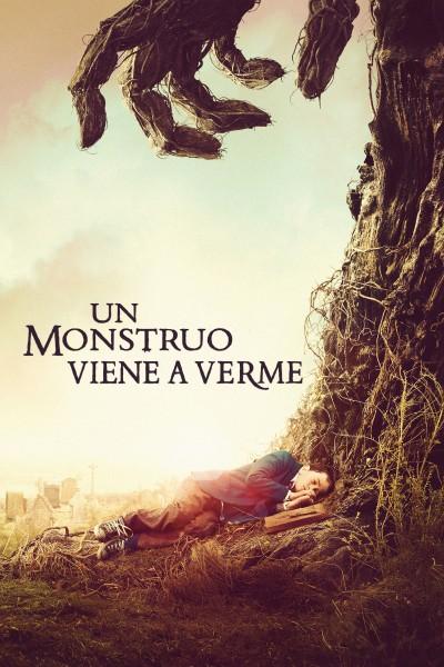Caratula, cartel, poster o portada de Un monstruo viene a verme