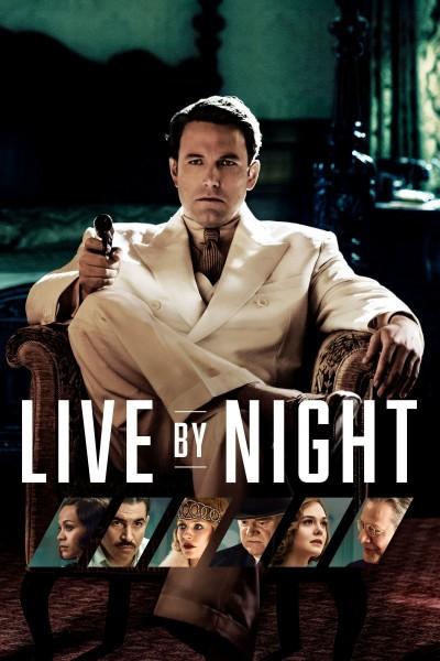 Caratula, cartel, poster o portada de Vivir de noche
