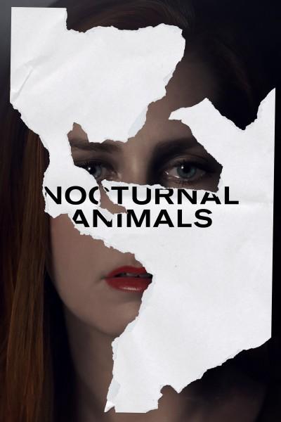 Caratula, cartel, poster o portada de Animales nocturnos