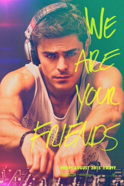 Caratula, cartel, poster o portada de Música, amigos y fiesta