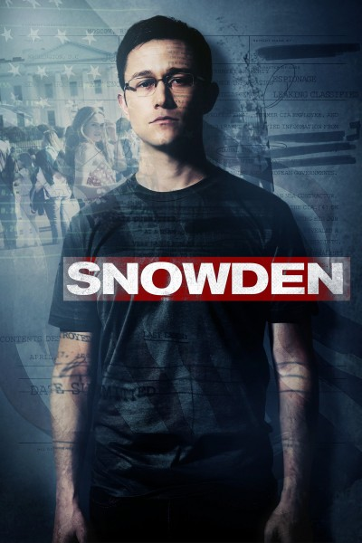 Caratula, cartel, poster o portada de Snowden