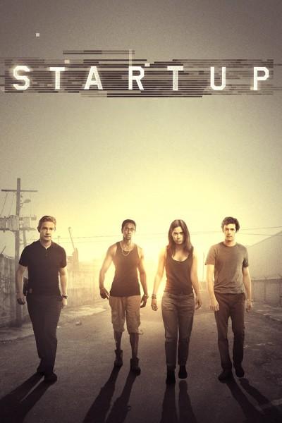 Caratula, cartel, poster o portada de StartUp