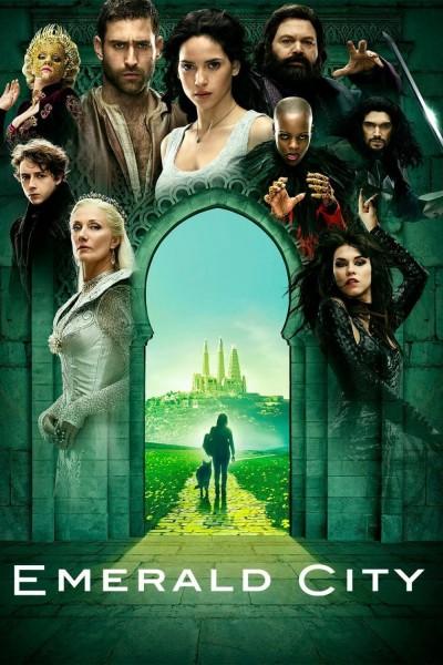 Caratula, cartel, poster o portada de Emerald City