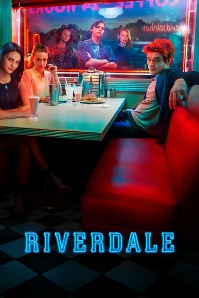 Caratula, cartel, poster o portada de Riverdale