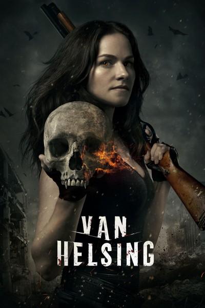 Caratula, cartel, poster o portada de Van Helsing