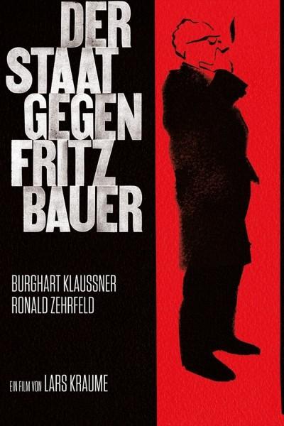 Caratula, cartel, poster o portada de El caso Fritz Bauer