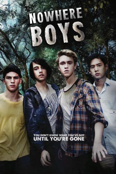 Caratula, cartel, poster o portada de Nowhere Boys