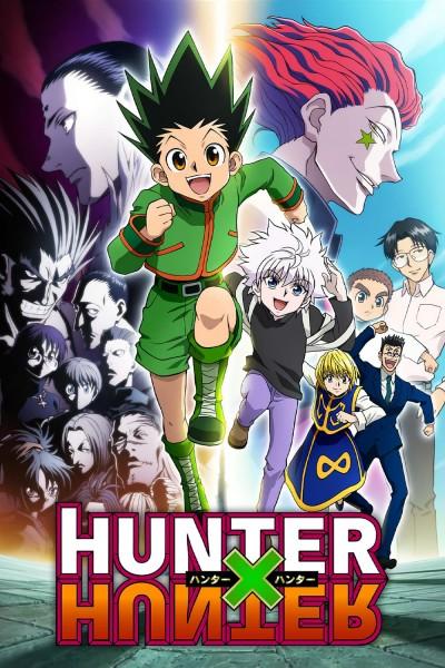 Caratula, cartel, poster o portada de Hunter x Hunter