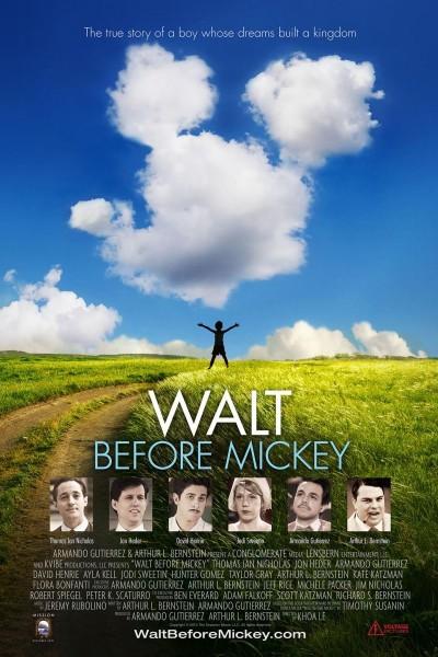 Caratula, cartel, poster o portada de Walt Before Mickey