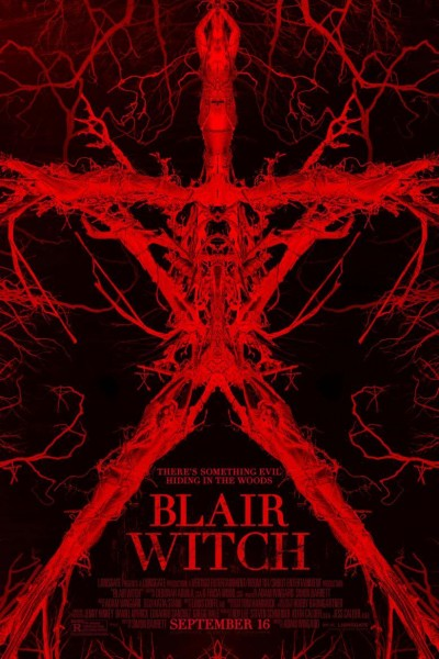 Caratula, cartel, poster o portada de Blair Witch