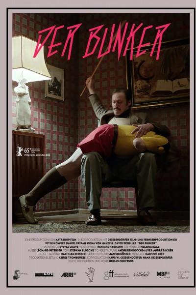 Caratula, cartel, poster o portada de Der Bunker