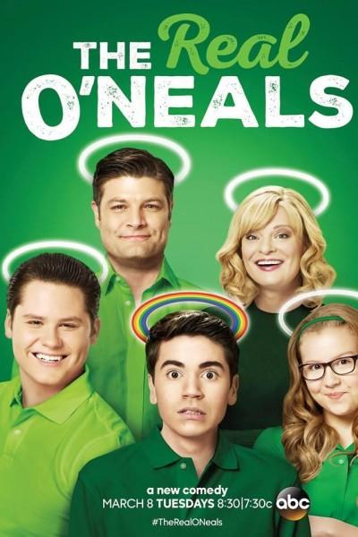 Caratula, cartel, poster o portada de The Real O\'Neals