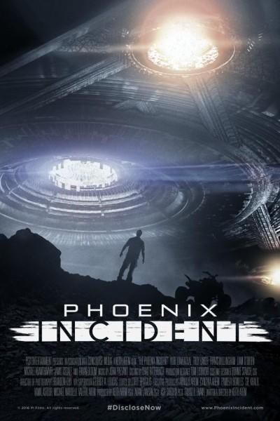 Caratula, cartel, poster o portada de The Phoenix Incident