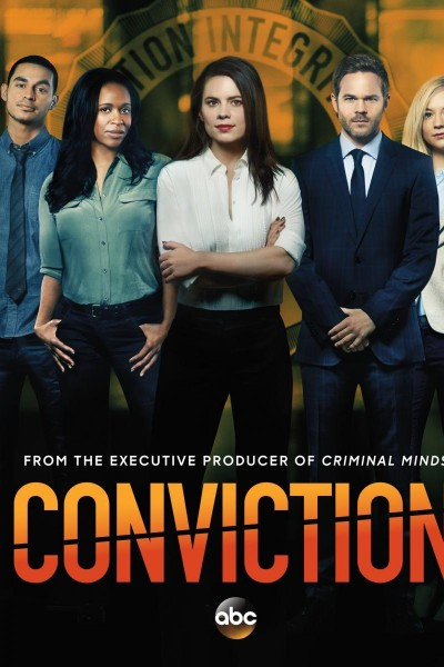 Caratula, cartel, poster o portada de Conviction