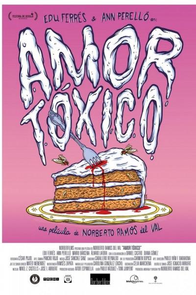 Caratula, cartel, poster o portada de Amor tóxico
