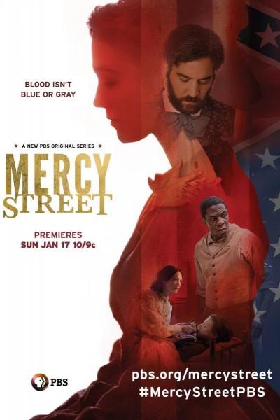 Caratula, cartel, poster o portada de Mercy Street