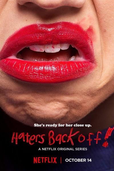Caratula, cartel, poster o portada de Haters Back Off