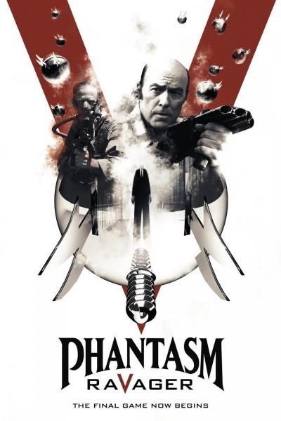 Caratula, cartel, poster o portada de Phantasma: Desolación