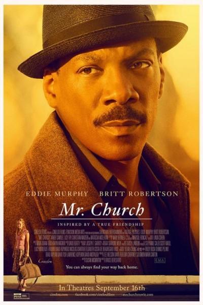 Caratula, cartel, poster o portada de Mr. Church