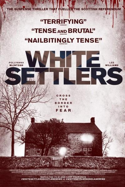 Caratula, cartel, poster o portada de Los intrusos (White Settlers)
