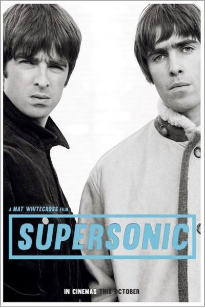 Caratula, cartel, poster o portada de Oasis: Supersonic
