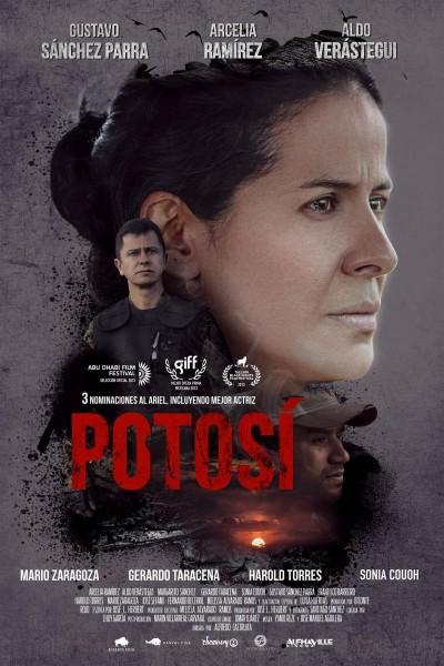 Caratula, cartel, poster o portada de Potosí