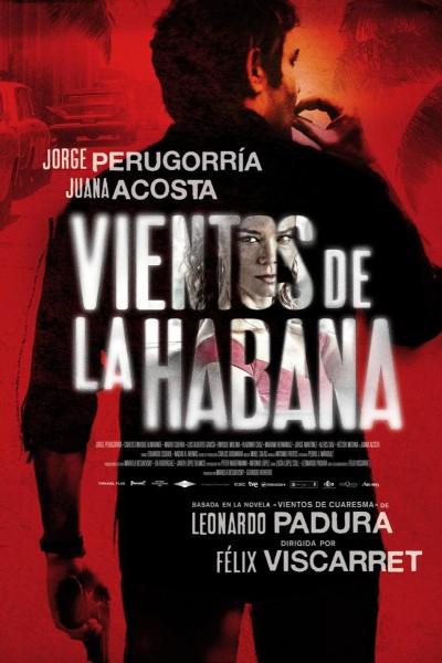 Caratula, cartel, poster o portada de Vientos de La Habana