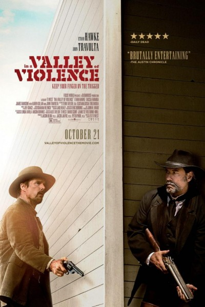 Caratula, cartel, poster o portada de El valle de la venganza