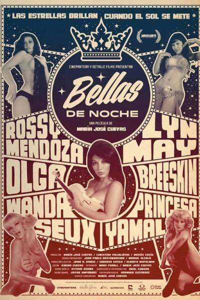 Caratula, cartel, poster o portada de Bellas de noche