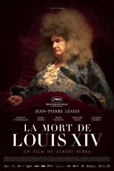 Caratula, cartel, poster o portada de La muerte de Luis XIV
