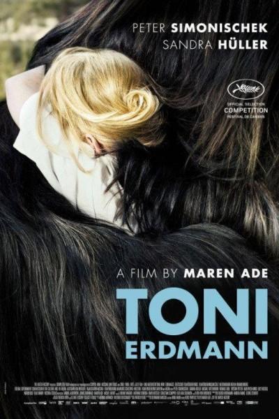 Caratula, cartel, poster o portada de Toni Erdmann