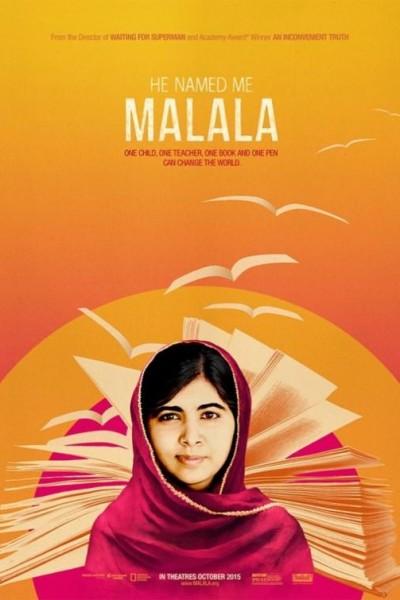 Caratula, cartel, poster o portada de Él me llamó Malala