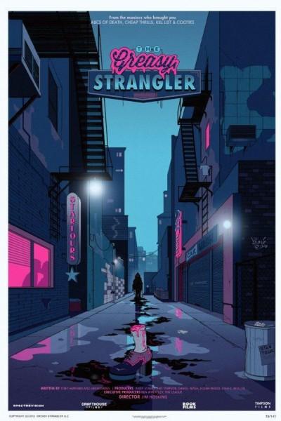 Caratula, cartel, poster o portada de The Greasy Strangler