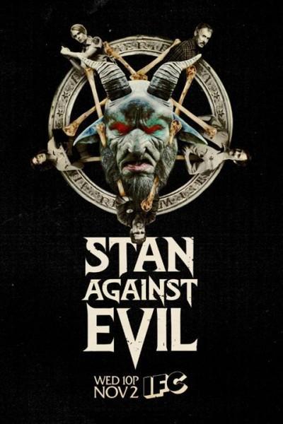 Caratula, cartel, poster o portada de Stan Against Evil