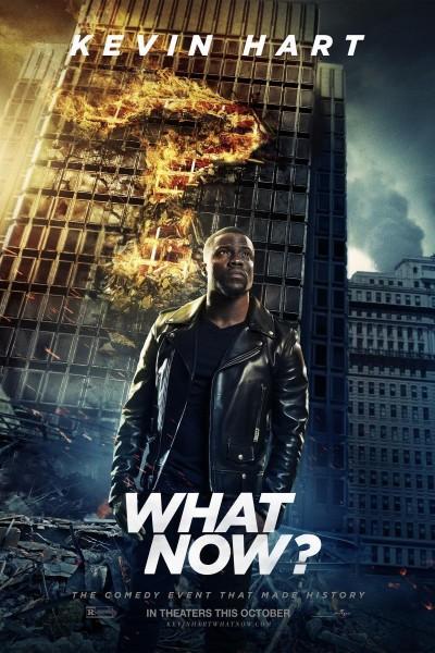 Caratula, cartel, poster o portada de Kevin Hart: What Now?