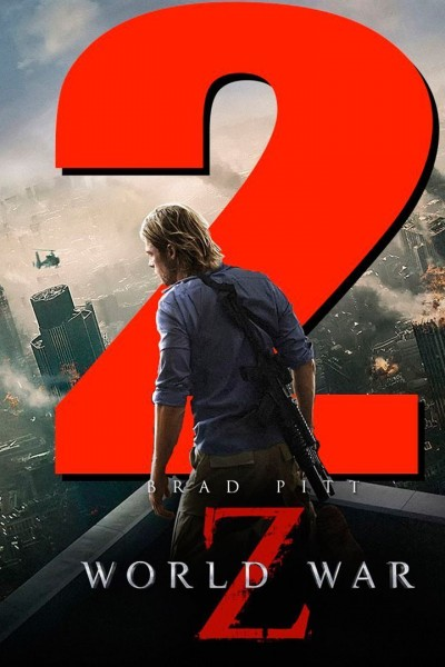 Caratula, cartel, poster o portada de Guerra Mundial Z 2
