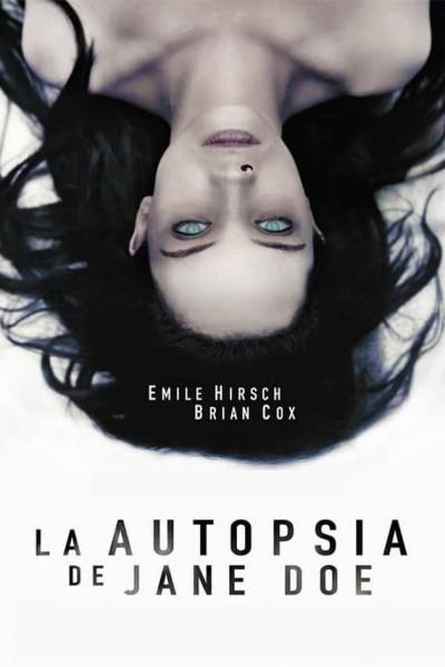 Caratula, cartel, poster o portada de La autopsia de Jane Doe